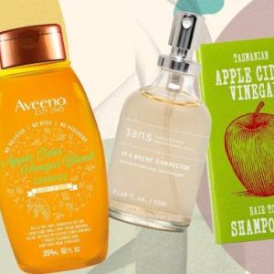 The 10 Best Hair Care Products With Apple Cider Vinegar