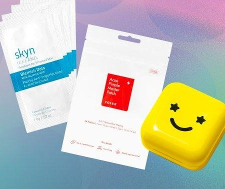 Best Clean + Natural Acne Patches For Pimples & Acne Scars