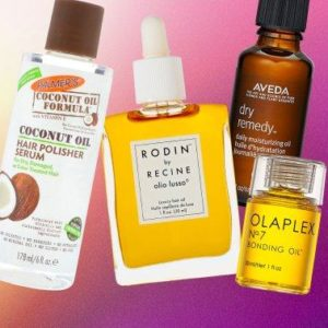 The 12 Best Clean, Natural Hair Oils For Shiny, Healthy Hair
