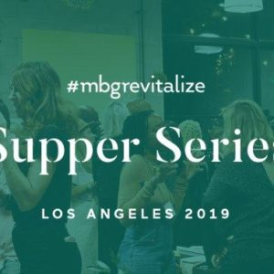 <strong>Innovation & Accessibility For All: Sharing The Future Of Wellness At mbg's revitalize Supper Series</strong>