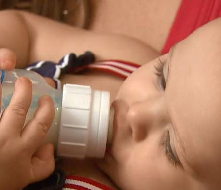 Study: Many Infants are Fed Complimentary Foods Too Young