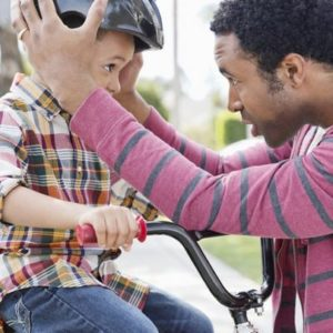 Heads Up: Bike Helmets Protect The Brain